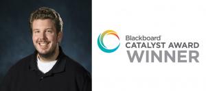 Marc Watkins, a 2018 Blackboard Catalyst Award Winner